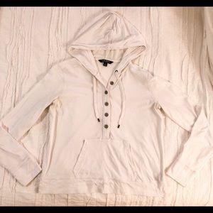 Lauren Ralph Lauren White Sweatshirt